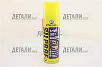 Смазка силиконовая спрей для пластика и резины 220мл Zollex