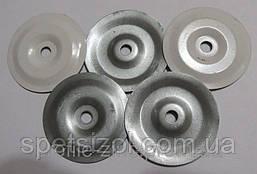 Шайба тарельчатая d 50*6. s 0.75 круглая для ПВХ мембраны