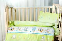 Постельное белье в кроватку Улыбка