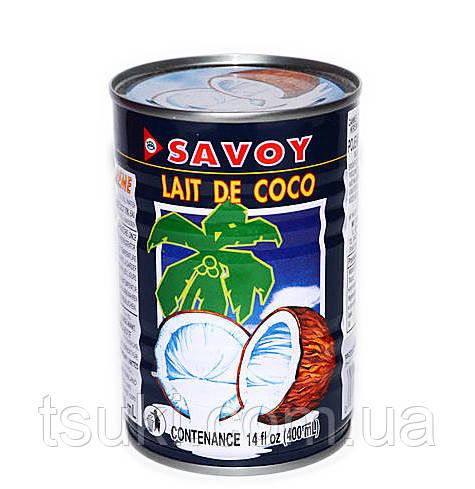 Кокосовые сливки (крем) Savoy 400 г