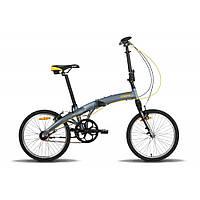 Велосипед 20'' PRIDE MINI 3sp RST Nexus 2016