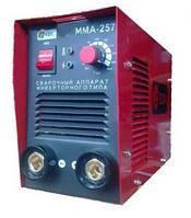 Сварочный инвертор Edon MMA MINI-257 в кейсе/0-501