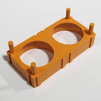 Холдер ( тримач для елементів ) LiFePO4 38120, фото 1