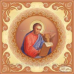 Схема для вышивки бисером Святой Апостол и Евангелист Матфей