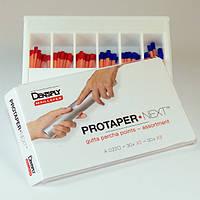 Гуттаперчевые штифты ProTaper Next Протейпер Некст