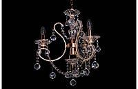 Люстра хрустальная на четыре лампы LS5418-3+1