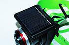 Налобный фонарь Police BL-T855 + солнечная батарея, фото 3