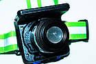 Налобный фонарь Police BL-T855 + солнечная батарея, фото 5