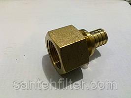 Муфта 20 -3/4ВР аналог Рехау (Rehau) Heat-Pex (Хитпекс)