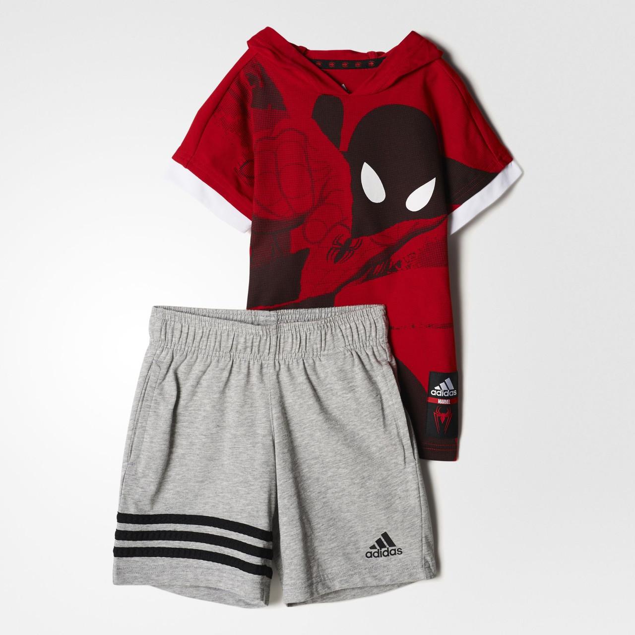 Купить Детский костюм Adidas Performance Spider-Man (Артикул  BP9464 ... fda386f1d49