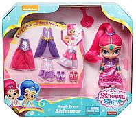 Кукла Шиммер с набором одежды - Shimmer and Shine Fisher-Price 15 см