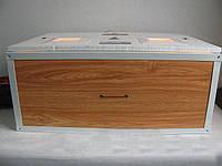 Инкубатор бытовой Курочка Ряба 100 с усиленной стенкой из пластика С вентилятором (цифровой терморегулятор)