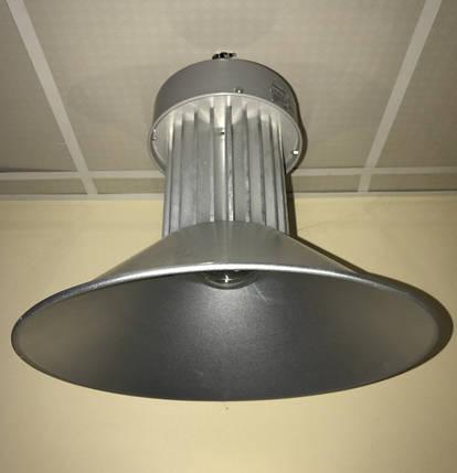 Светодиодный промышленный светильник купольный  Highbay SL-100/РW 100W 4500K IP65 Код.57017, фото 2