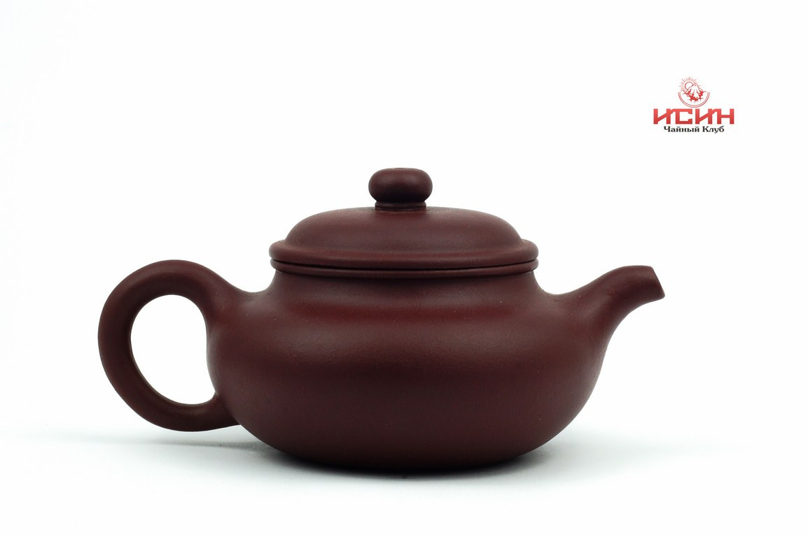 Чайник, исинская глина №02, 200 мл