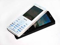 """Мобильный телефон Nokia T515 (2 SIM) 2,5"""" 2 Мп FM, MP3 white белый Гарантия!"""