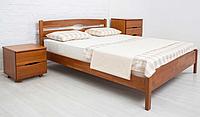 Кровать Лика Люкс ( Тм Олимп) кровать из дерева бук