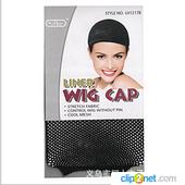 Шапочка сетка под парик чёрный ,телесный цвет