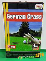Семена газонной травы German Grass спортивная, Германия, 1 кг