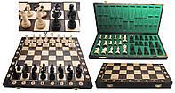 Шахматы «Консул» из дерева (48 см, Польша)