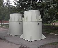 Автономная канализация очистки сточных вод продуктивностью 1.5 м куб/ сутки