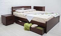 Кровать Лика Люкс с ящиками ( Тм Олимп) кровать из дерева бук