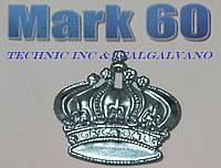 Чернение посеребряных поверхностей или серебряных деталей MARK 60