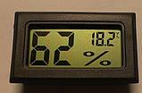 Цифровий термо-гігрометр ST-01 (від -30 до +60 С; від 0 до 99 %), фото 2