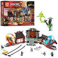 "Конструктор Ninja LEPIN 06033 ""Боевая площадка для аэроджитцу"""
