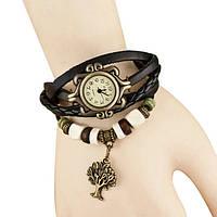 Женские часы-браслет Feminino Leather Bracelet