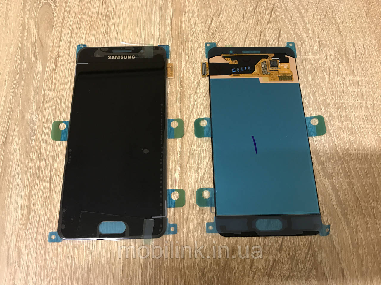 Дисплей на Samsung A310 Galaxy A3(2016) Чёрный(Black),GH97-18249B, Super AMOLED!