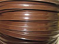 Кедер (кедрик) кант шовный полиэтиленовый коричневый