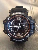 Мужские спортивные водостойкие часы G-SHOCK (копия), серебристые