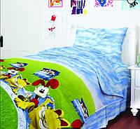 Комплект постельного белья ТЕП 950 Гарфилд Бязь 150*215