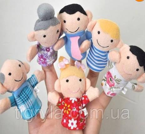 Пальчиковый кукольный театр, фото 2