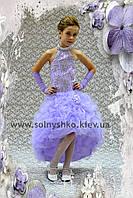 Нарядное платье Американка кокетка Т-017