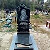 Памятник фигурный одинарный гранитный