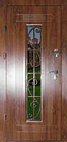 Входная дверь модель Т-1-3 347 vinorit-02 КОВКА , фото 1