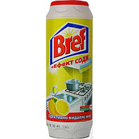 Порошок для чистки Bref Эффект соды Лимона 500 г