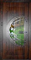 Входная дверь модель Т-1-3 34 vinorit-02 КОВКА