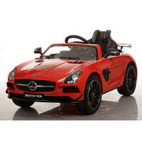 Электромобиль детский Mercedes-Benz SLS AMG M 2760 EBLR-3 красный