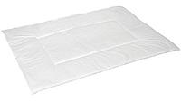 Одеяло для новорожденного белое (120х90см)