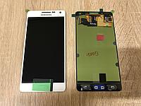 Дисплей Samsung A5 A500 Серый Silver GH97-16679C оригинал!, фото 1