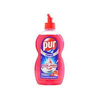 Средство для мытья посуды Pur Пауер Грейпфрут и Вишня 450 мл