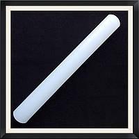 Скалка  гладкая длина (32 см, диам.3,8 см)