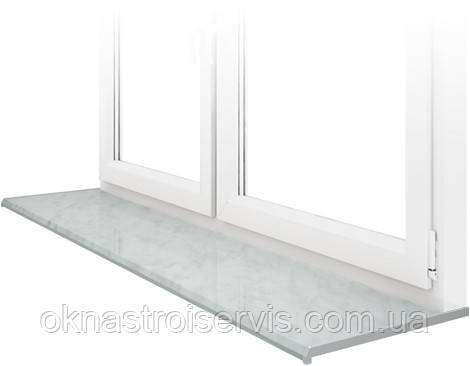 Подоконник DANKE Marmor Classico – серый мрамор, фото 1