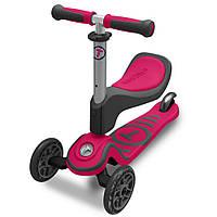 Самокат детский трехколесный  Smart Trike Scooter T1 розовый