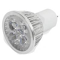 Светодиодная (LED) лампа SQ-S5 4 Вт, холодный белый, GU5.3 (комплект)
