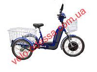 Трехколесный електровелосипед Мустанг , фото 1