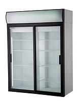 Шкаф холодильный (0...+8°С) 1100 л POLAIR DM110-S