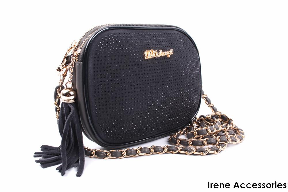 Модная женская сумочка Bonilarti Oalengi цвет серый, эко-кожа